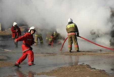 За неделю в Мангистау зафиксировано восемь пожаров
