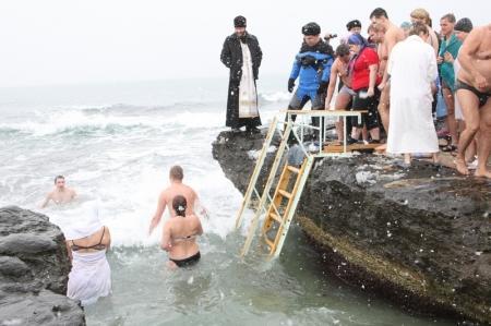 Департамент МЧС по Мангистауской области напоминает правила безопасности при купании в Крещенской купели