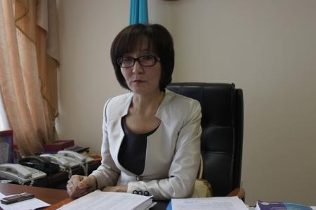 Начальник городского отдела образования Актау прокомментировала ситуацию с детским садом №8, в котором дети спали на полу