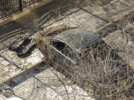 В Актау продолжается серия возгораний автомобилей (ОБНОВЛЕНО)