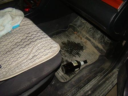 В Актау водитель «Лексуса», находясь в нетрезвом состоянии, допустил ДТП с серьезными последствиями