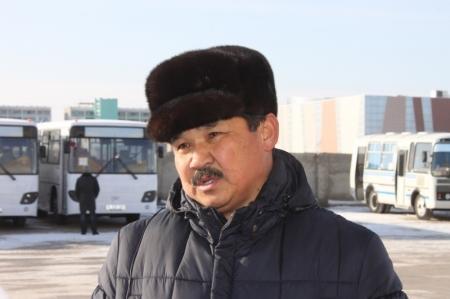 В Актау шесть новых автобусов выйдут на городской маршрут