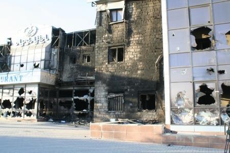 О ходе работы по восстановлению объектов, пострадавших в ходе беспорядков 16 декабря в Жанаозене