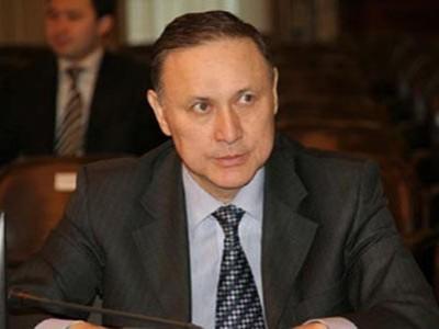 Арестован экс-глава таможенного комитета Минфина Баймаганбетов - финпол