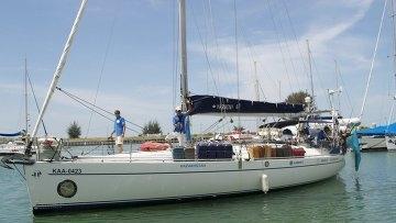 Экипажу яхты «Чокан Валиханов» осталось преодолеть 4 тысячи миль до окончания I казахстанской кругосветки