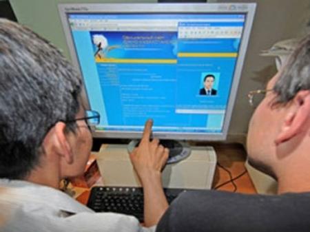 В Актау продолжают вводиться электронные госуслуги