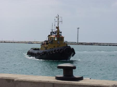 В морском порту Актау будет построен новый причал для сухогрузов