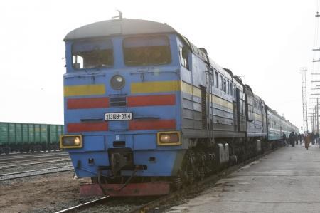 В Мангистауской области свыше 500 пассажиров поездов не могли добраться до конечного пункта назначения