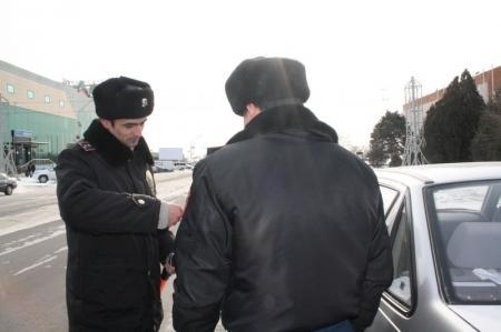 В Актау за первую половину пятницы оштрафованы 21 пешеход и три водителя