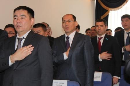 В Актау к работе приступили депутаты городского маслихата пятого созыва