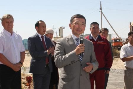 Аким Жанаозена Орак Сарбопеев опровергает информацию о своем аресте