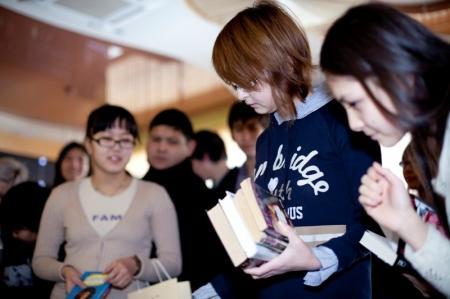 Более 200 книг принесли на первый День Книгодарения в Актау