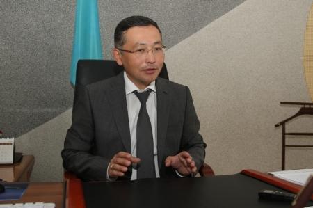 Аким города Жанаозен Орак Сарбопеев задержан