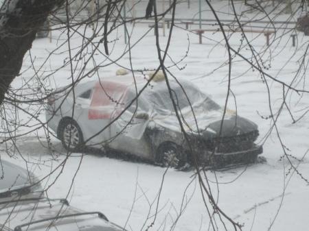C начала января в Актау зафиксировано 7 фактов поджога автомобилей