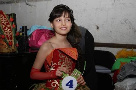 История в фотографиях: Красавица по имени Даша