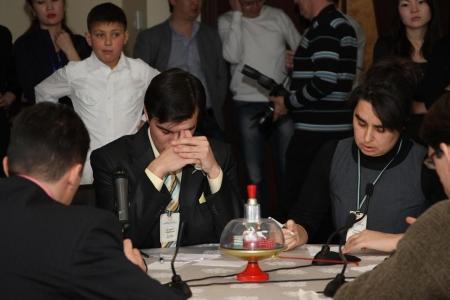 В Актау прошел финал элитарных игр клуба «Что? Где? Когда?»