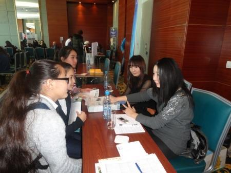 В Актау прошла образовательная выставка «AKIEF – 2012»