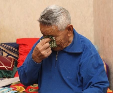 Ветеранам войны и труда Актау негде встречаться с боевыми товарищами