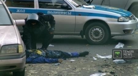 Начался суд над причастными к теракту в Таразе