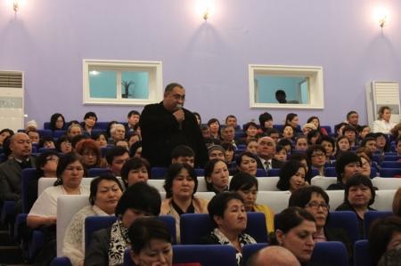 Оспан Казахбаев: Парк «Ак Бота» в мае откроет двери для жителей Актау