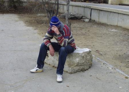 В Актау живет несуществующий человек