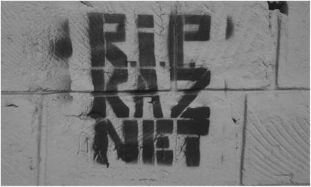 Kaznet умирает