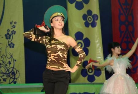 Названа «Красавица Актау-2012»