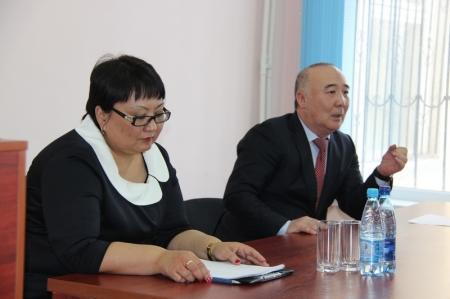 Представители госсанэпиднадзора Мангистауской области обсуждали с предпринимателями проблему взяточничества