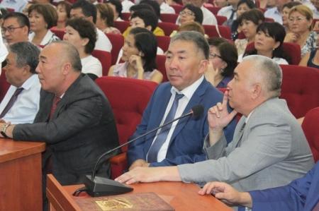 В Актау прошла вторая сессия областного маслихата пятого созыва