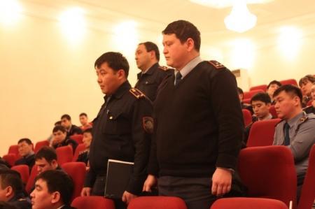 Прокурор Актау подверг критике работу полицейских