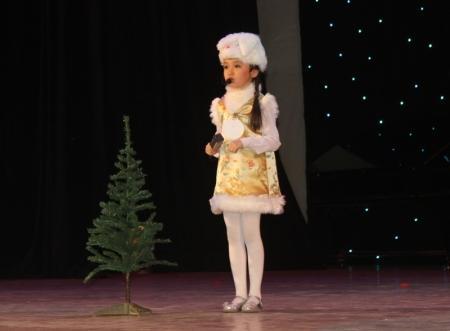 В Актау прошел конкурс красоты и таланта «Байшешек-2012»
