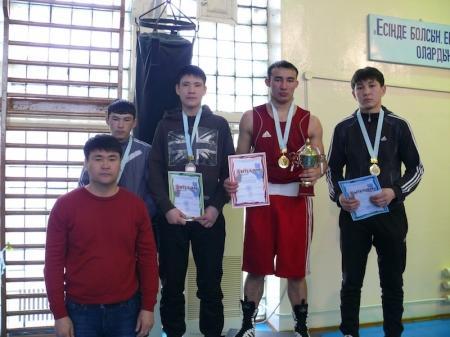 В Актау завершилось первенство по боксу среди взрослых