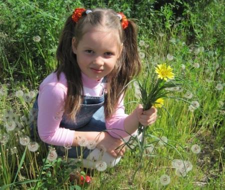 Юная жительница Актау родилась 29 февраля и в свои 8 лет празднует второй день рождения