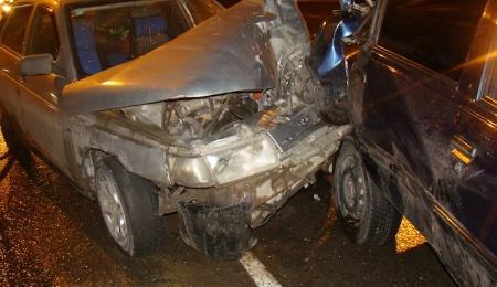 На автотрассе Актау-Каламкас в дорожной аварии погиб водитель