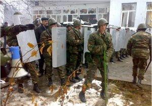 Участники беспорядков на севере Азербайджана согласились разойтись