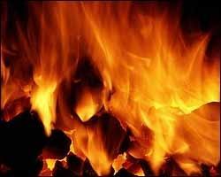 При пожаре в поселке Жетыбай Мангистауской области погиб мужчина