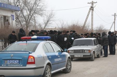 Следственное дело по событиям в городе Жанаозен завершено. Обвиняемые начали знакомится с материалами дела