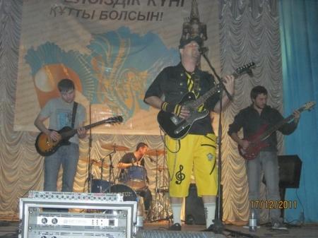 Актауский рок