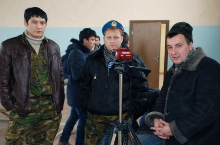 Войны-афганцы организовали детский турнир среди военно-патриотических клубов