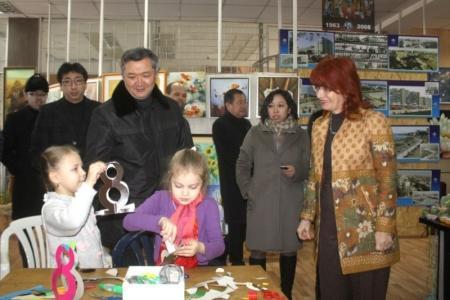 В Актау будут построены библиотека и спортивный комплекс