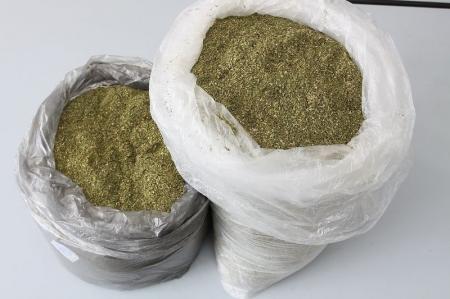 Житель Жамбылской области вез в Актау более ста килограммов марихуаны