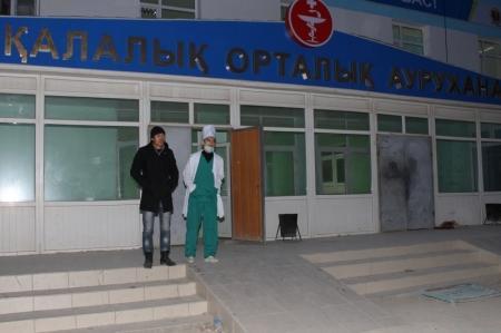 В Жанаозене 47 сотрудников ТОО «АстанаСтройИмпекс» получили пищевое отравление