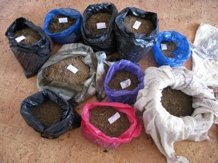 Канал массовой поставки наркотиков перекрыт сотрудниками полиции Мангистауской области (ДОБАВЛЕНО ВИДЕО)
