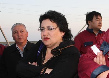 Из атырауской колонии освобождена бывший юрист «Каражанбасмунай» Наталья Соколова