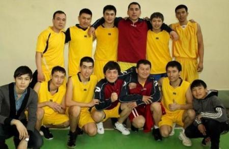 Баскетболисты из Жанаозена вышли в финал Любительской лиги