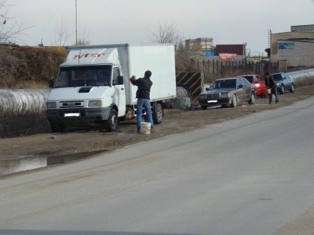 Автомойка за счет граждан