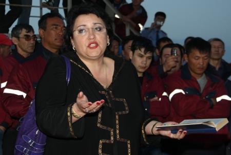 Наталья Соколова была освобождена в результате протеста Генеральной прокуратуры РК