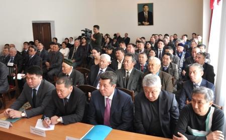 Мангистаускую область с рабочим визитом посетил министр нефти и газа РК Сауат Мынбаев