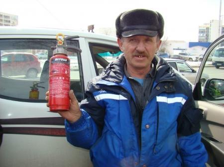 В Актау прошла акция «Сохрани автомобиль»