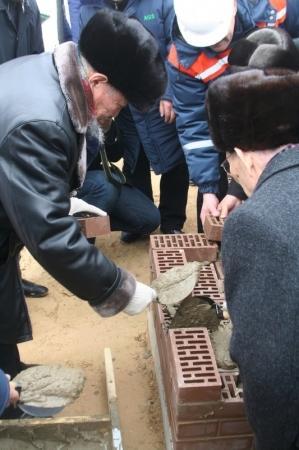 В Мангистауской области на месторождении «Каражанбас» заложен первый камень в строительство новой производственной базы